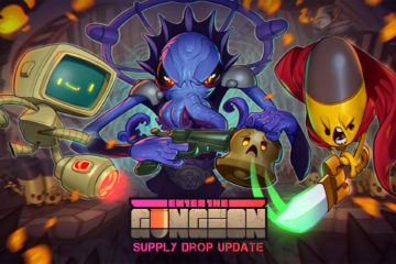 Enter the Gungeon Resupplied With Free Update