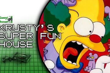 The Retro Chronicles…Krusty's Super Fun House