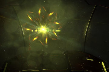 First Contact with Aliens Made in Elite: Dangerous