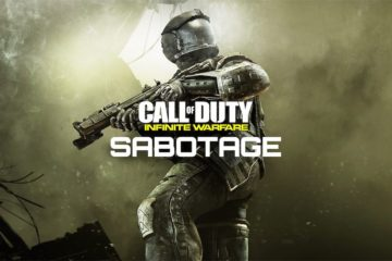 Call of Duty: Infinite Warfare's First DLC Pack, 'Sabotage', Arrives on PS4 Tomorrow