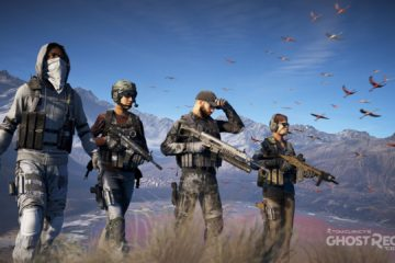 Ghost Recon: Wildlands Beta Pre-load Available Shortly, Will Be a Hefty 25 GB Install