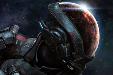 Mass Effect: Andromeda Official Release Date and New Gameplay Footage