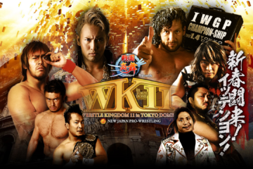 Wrestle Kingdom 11 Review
