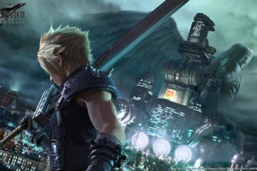 New Artwork of FFVII Remake Released for Final Fantasy's 30th Anniversary Celebration