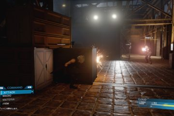 New Final Fantasy VII Remake and Kingdom Hearts III Images Revealed at MAGIC 2017