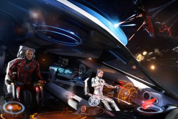 The Commanders Beta Coming to Elite: Dangerous on Monday