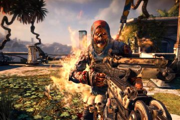 Experience the Serious Side of the Over-the-Top Shooter, Bulletstorm, in New Story Trailer