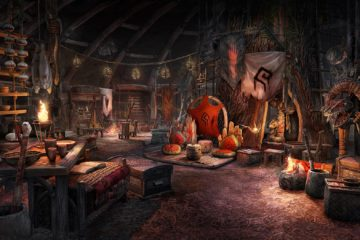 Own Your Own Home in The Elder Scrolls Online Free DLC Homestead