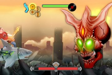 Rock Out Whilst Shooting Down Bad Guys in New Kinect Game Air Guitar Warrior