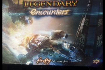 Legendary Encounters: Firefly Review