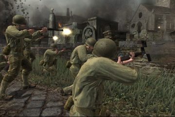 This Year's Call of Duty Game Will Be Called Call of Duty: WWII, According to Report