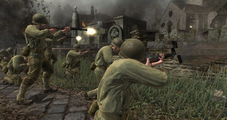 Next Call of Duty Game Possibly Set in World War II According to Recent Leak