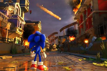 SEGA Reveal First Gameplay Footage of Sonic Forces and Flying Battery Zone in Sonic Mania