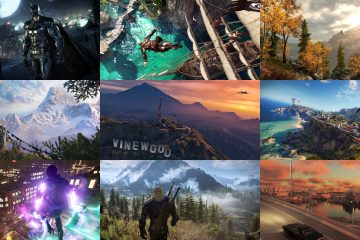 The Best PS4 Open-World Games