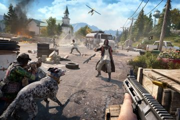 First In-Game Trailer of Far Cry 5 Shows Vast Fields of Montana and Cult of Fanatics