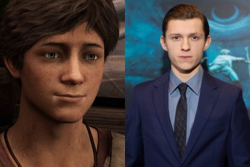 First Reported Uncharted Movie Casting, Tom Holland Set to Play a Young Nathan Drake?