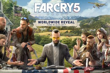 Far Cry 5 Reveals Promo Art, Confirming Rumors of Religious Cult Elements