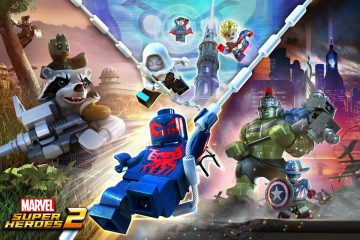 LEGO Marvel Super Heroes 2 Reveals First Trailer and Release Date