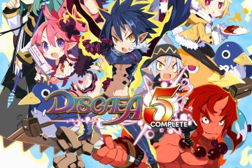 Disgaea 5 Complete review