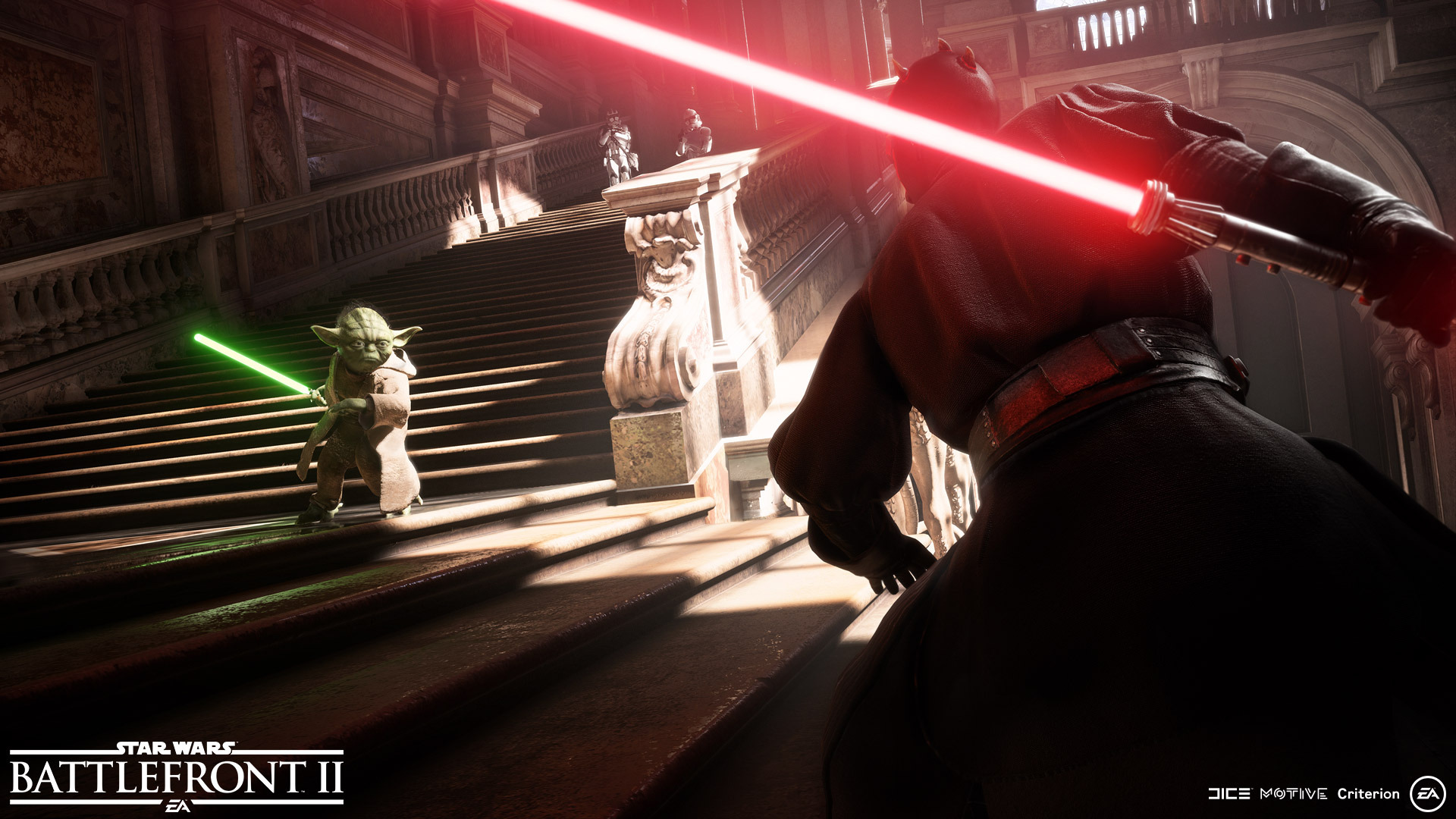 The Closed Alpha For Dices Star Wars Battlefront II Began Last Week And As A Result Clever Users Have Deciphered Code To Find Out Some Details