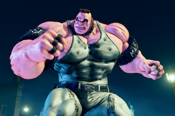 Final Fight Goon Abigail Joins Street Fighter V