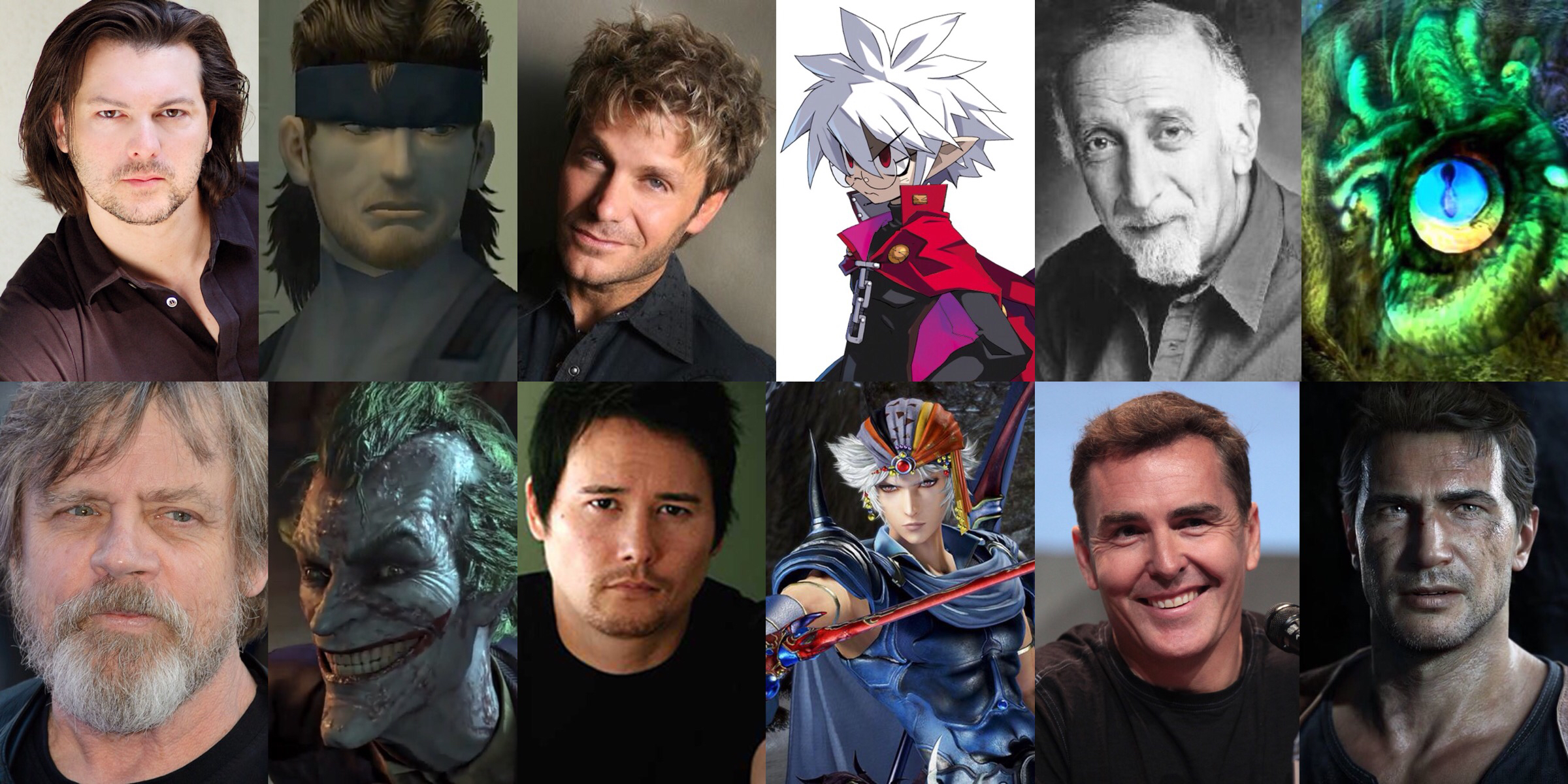 Gaming Respawn's Favorite Video Game Voice Actors - Gaming ...