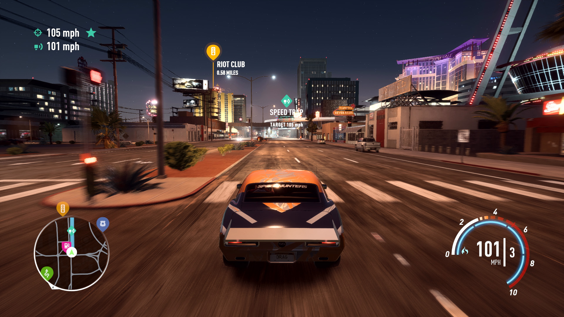 Need For Speed Payback Takes Place In The Fictional County Of Fortune Valley It Is A Bit Like Las Vegas But Not As Glamorous