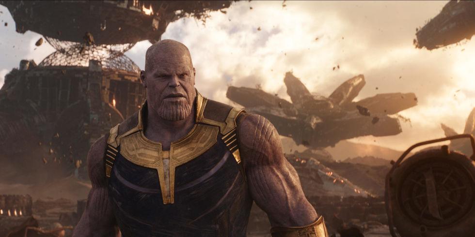 'Avengers: Infinity War' Scores Third-Largest Fandango Pre-Sale