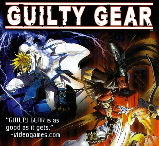 Original Guilty Gear headed to Switch, PC, and PS4