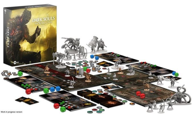 Dark Souls: The Board Game 1
