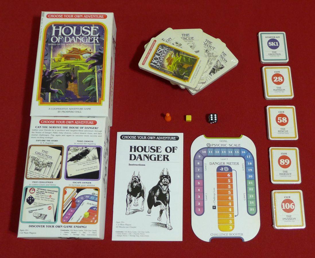 house of danger 9
