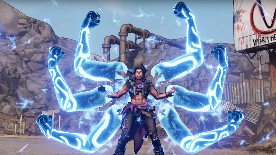 Borderlands 3 Finally Revealed with First Trailer