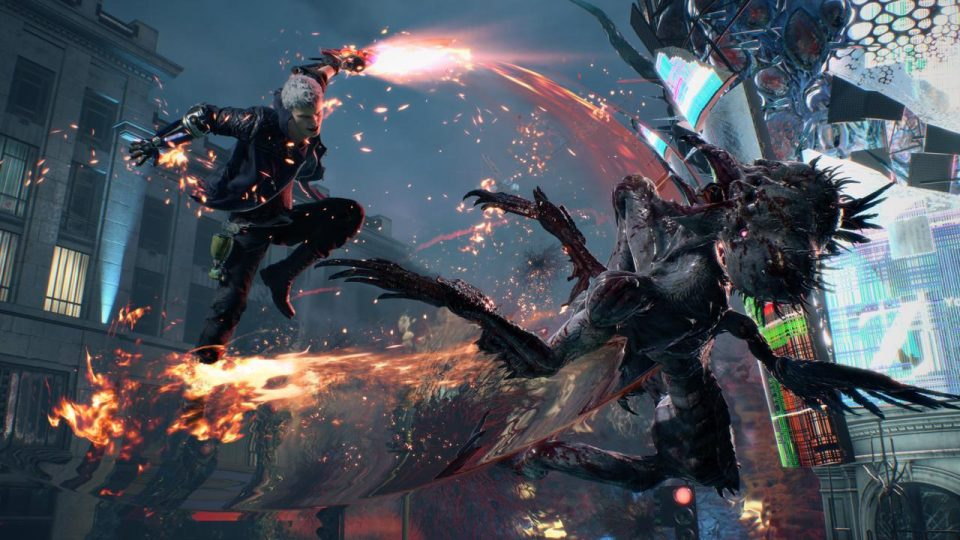 Devil May Cry 5 Game Gets Manga Spinoff About V