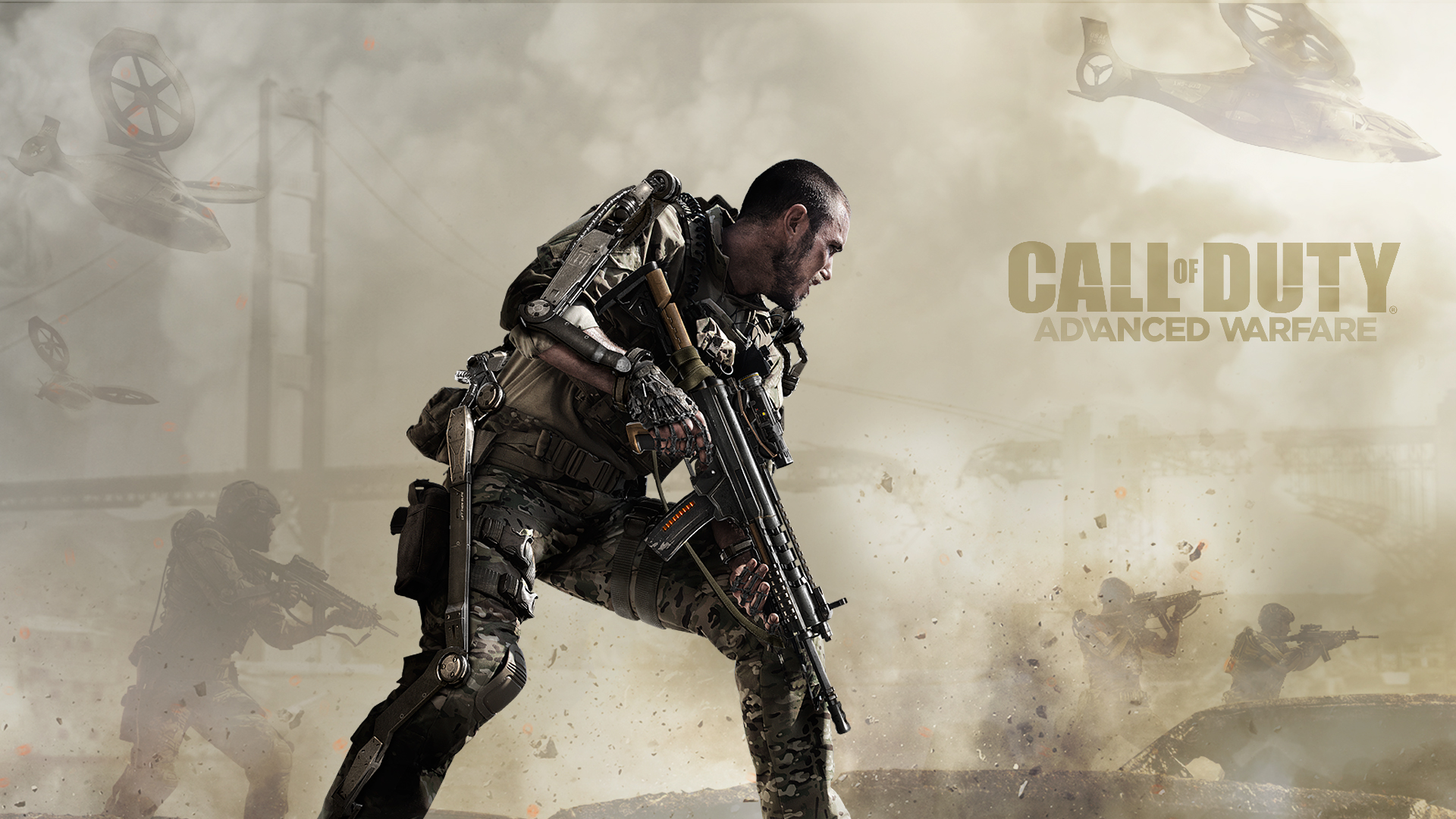 Call of Duty: Advanced Warfare gets final map pack next week ... Call Of Duty Advanced Warfare Next Map Pack on