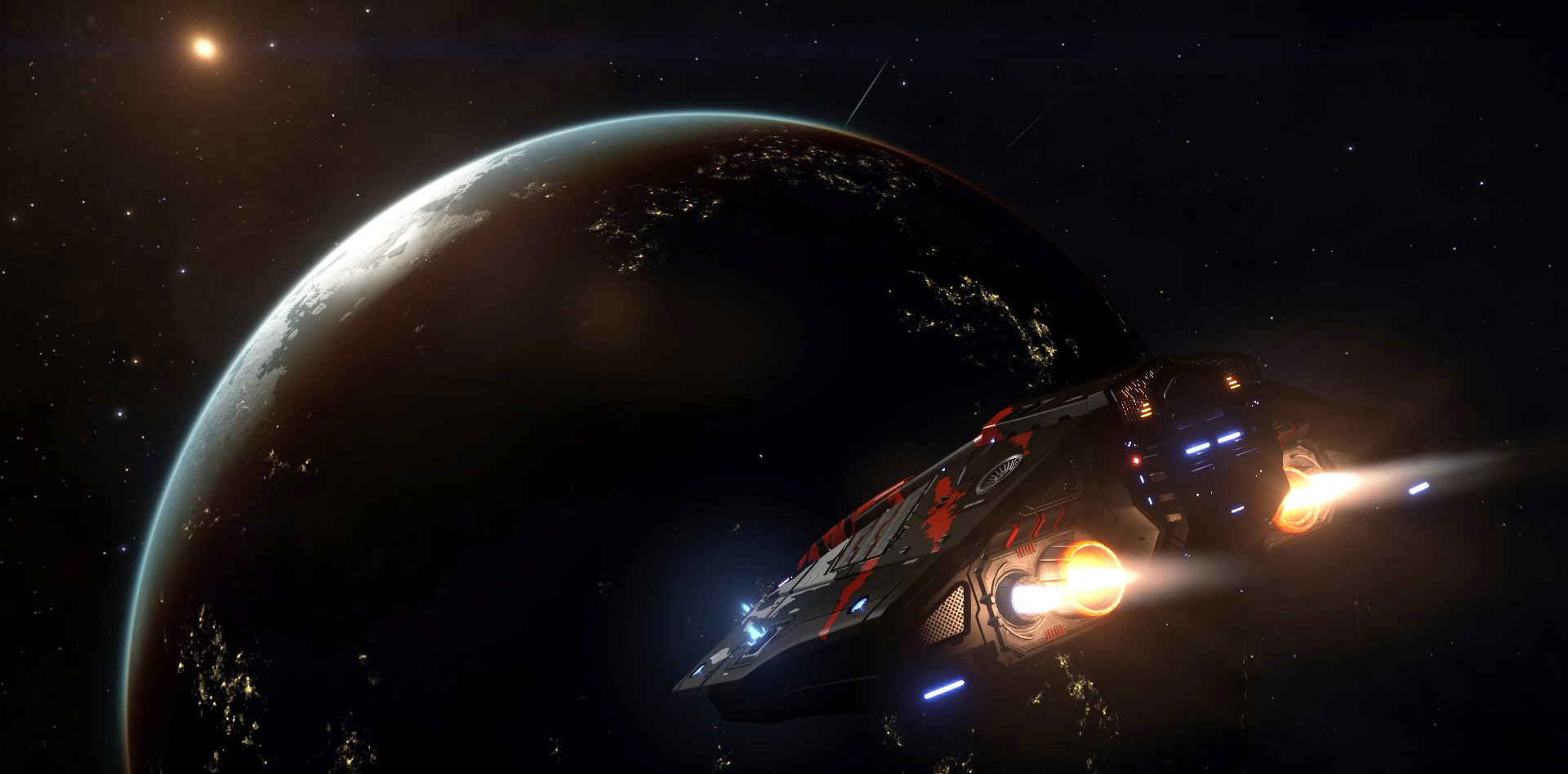 Win32 and DX10 Support May Be Dropped from Elite: Dangerous