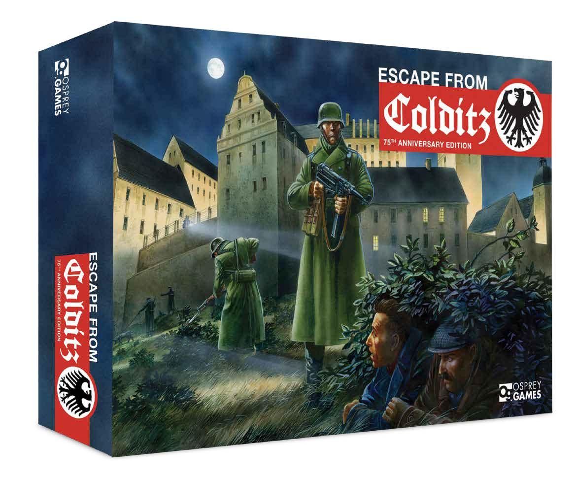 75th Anniversary Edition Escape from Colditz