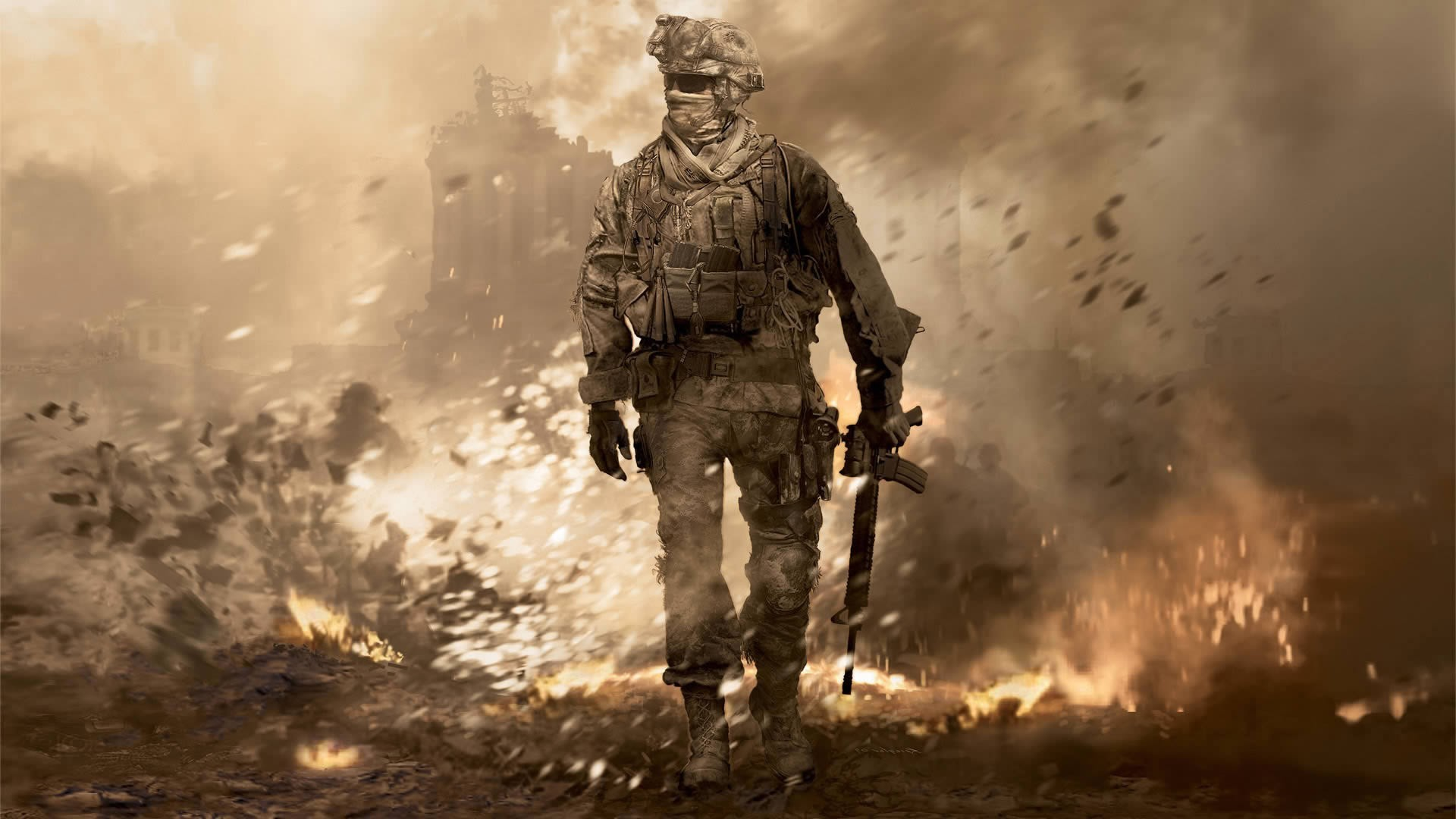 Could We See Call Of Duty Modern Warfare 2 Remastered In 2017