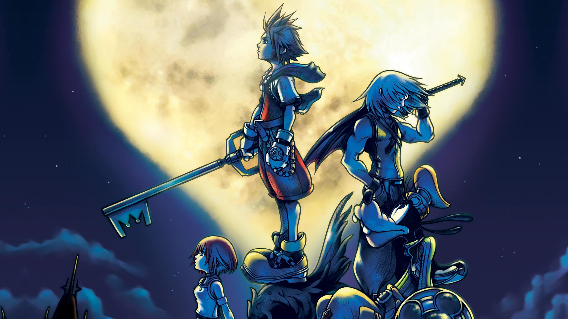 Kingdom Hearts 1 5 2 5 Hd Remix Kh Final Mix Top 10 Keyblades