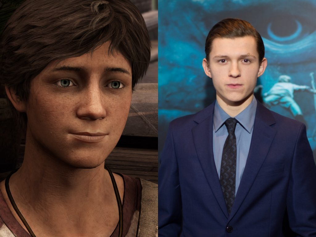 First Reported Uncharted Movie Casting Tom Holland Set To Play A
