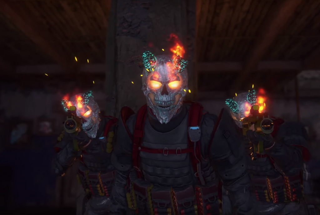 Savage Starlight Skeleton Skin included in Uncharted Update