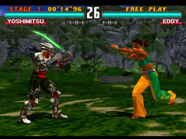 Retro Respawn Tekken 3 Gaming Respawn