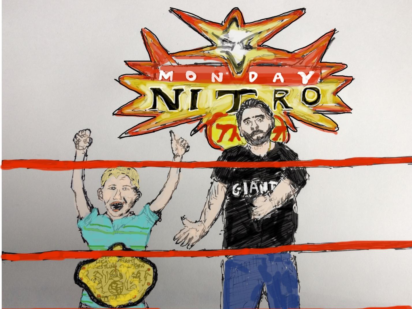 Retro Wrestle Respawn – WCW Monday Nitro 17th of April 2000