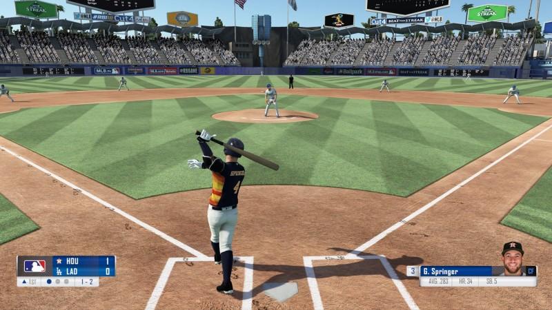 RBI Baseball 18 1