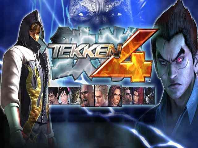 Retro Respawn Tekken 4 Gaming Respawn