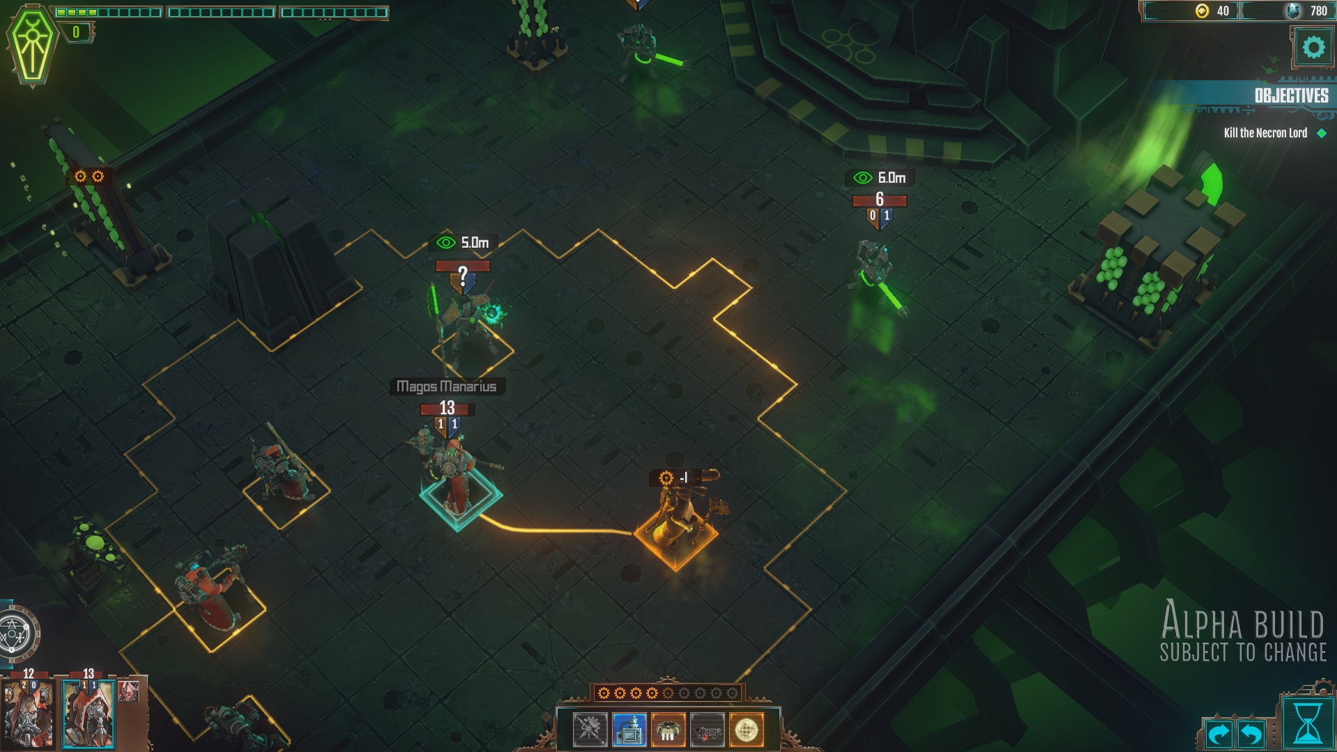 Warhammer 40,000: Mechanicus Review - Gaming Respawn