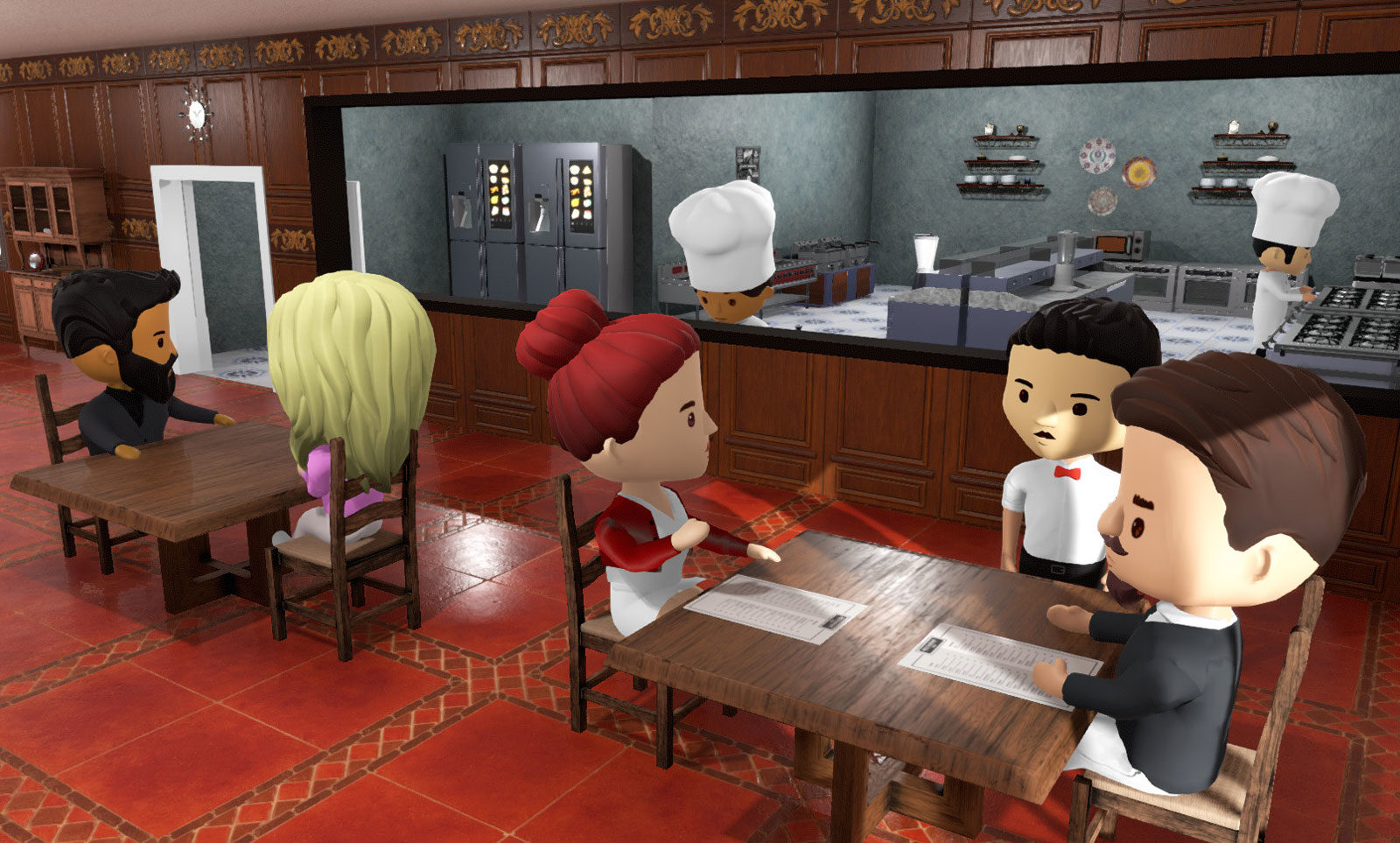 Chef: A Restaurant Tycoon Game Review - Gaming Respawn
