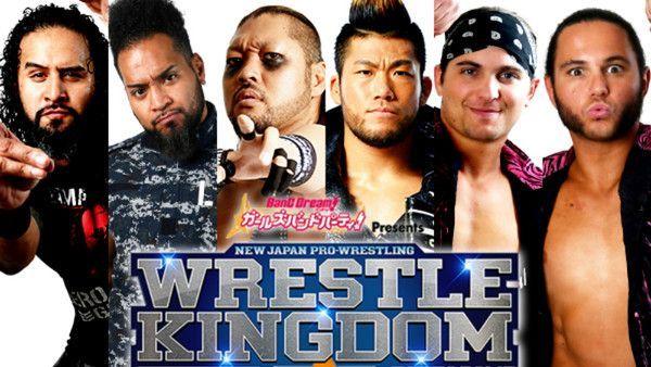 Wrestle Respawn - NJPW Wrestle Kingdom 13 - Gaming Respawn