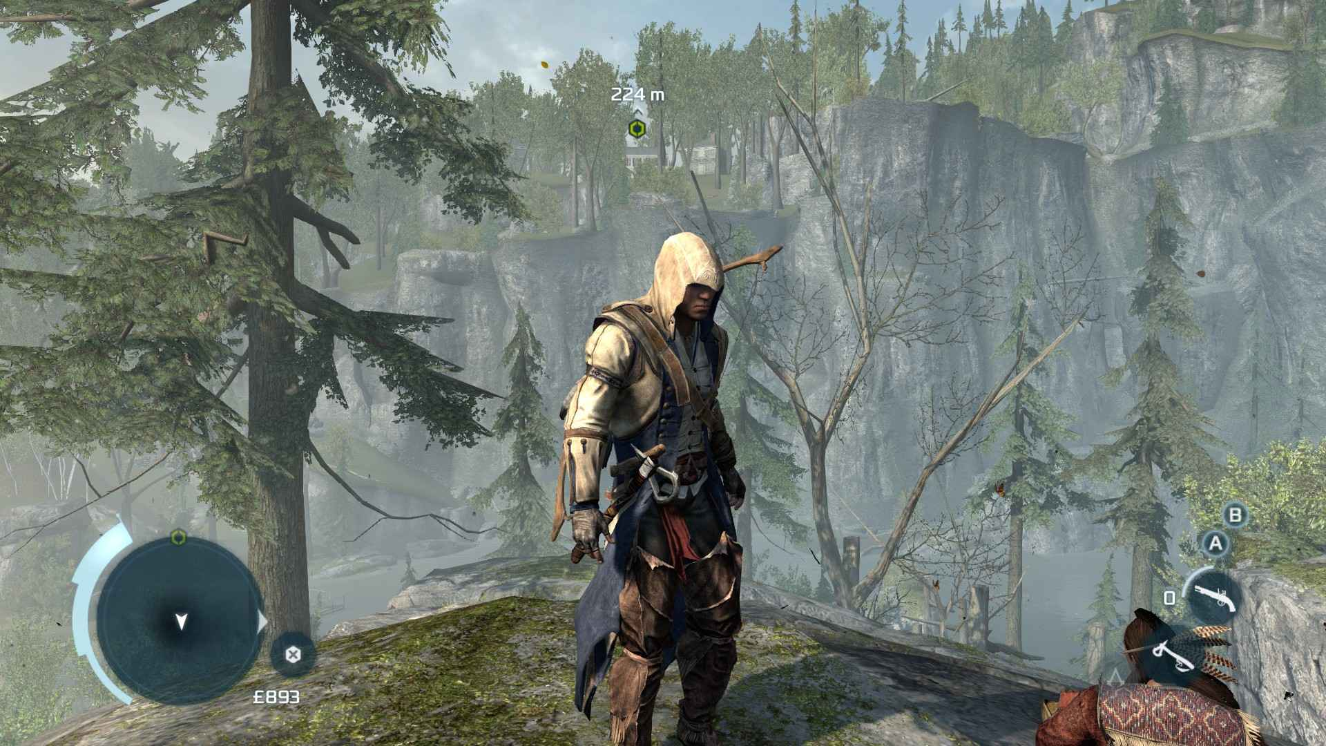 assassins creed 3 remastered characters