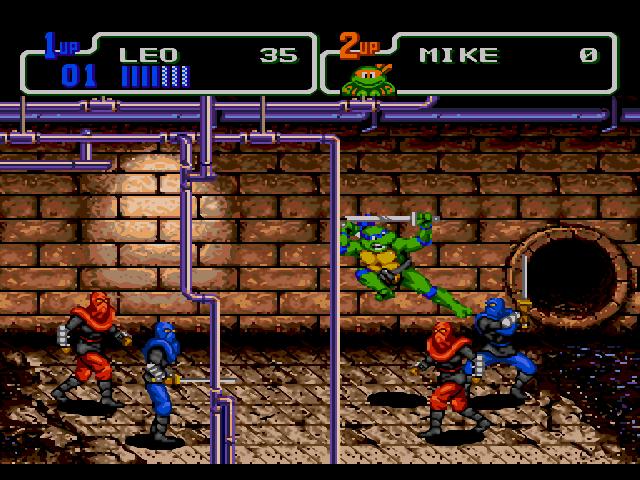 Retro Respawn - Teenage Mutant Ninja Turtles: The Hyperstone Heist