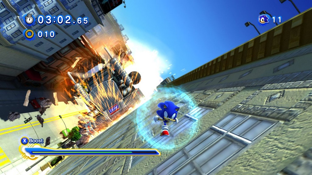 Retro Review: Sonic Generations - Gaming Respawn